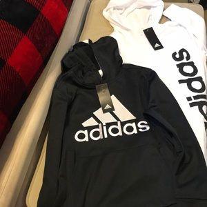 Adidas boys hoodies
